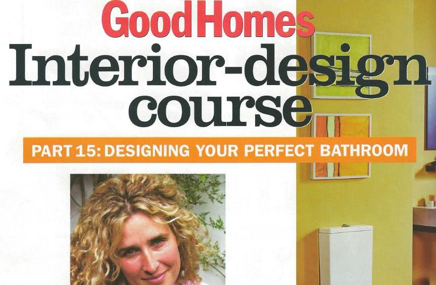 BBC Good Homes - Interior Design Course #15 - Bathrooms