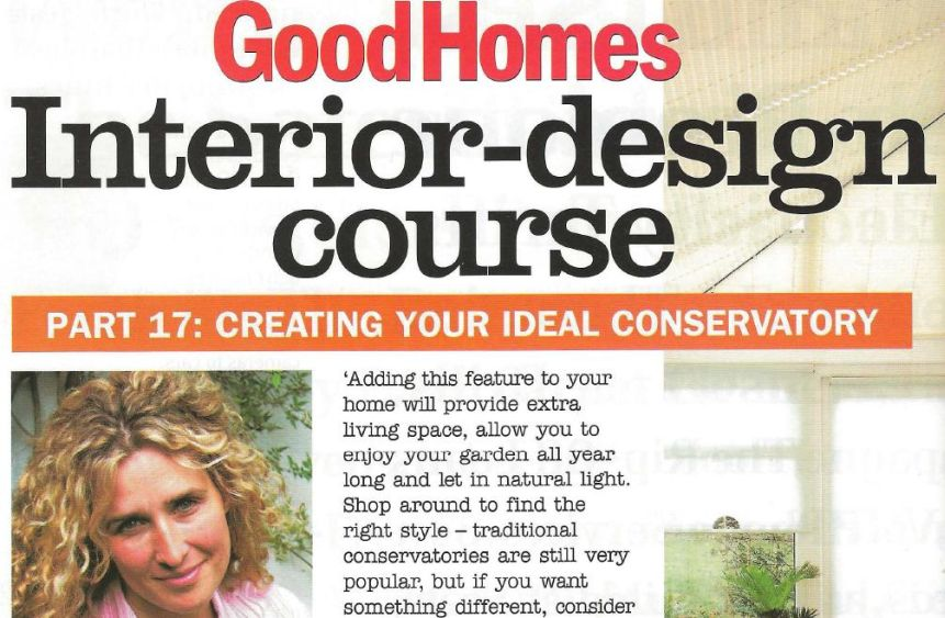 BBC Good Homes - Interior Design Course #17 - Conservatories