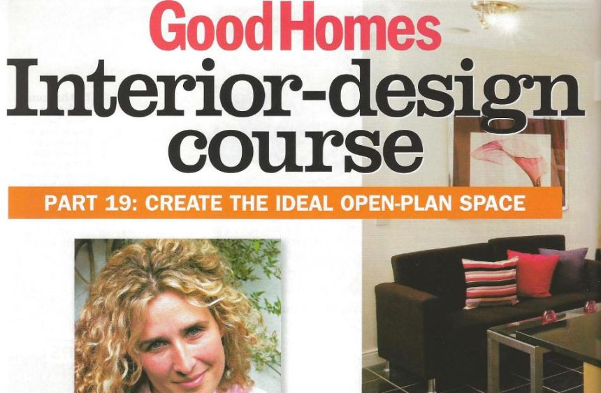 BBC Good Homes - Interior Design Course #19 - Open Plan Spaces