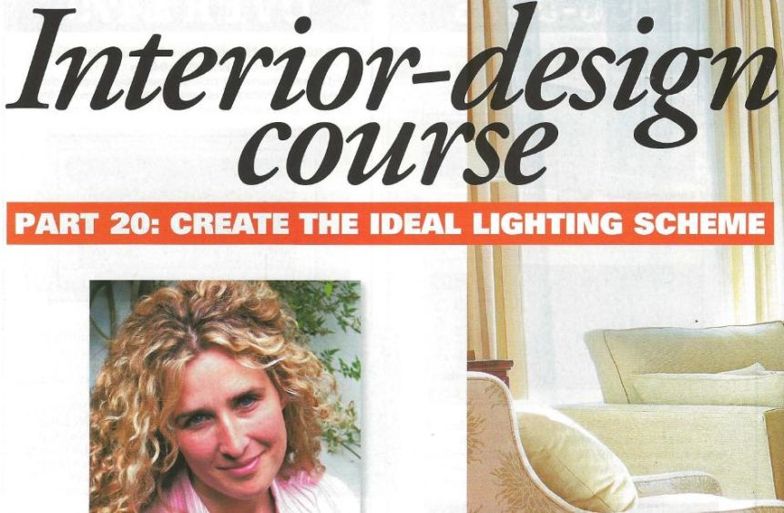 BBC Good Homes - Interior Design Course #20 - Lighting