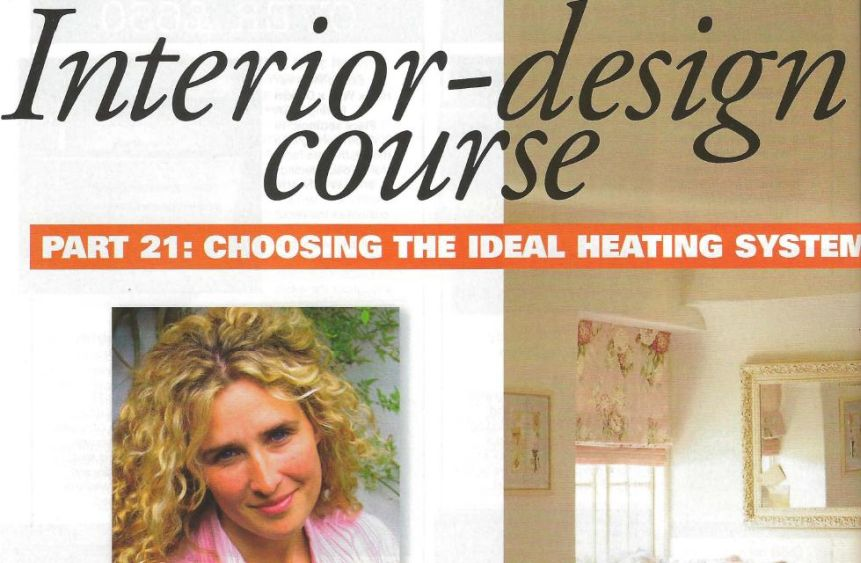 BBC Good Homes - Interior Design Course #21 - Heating