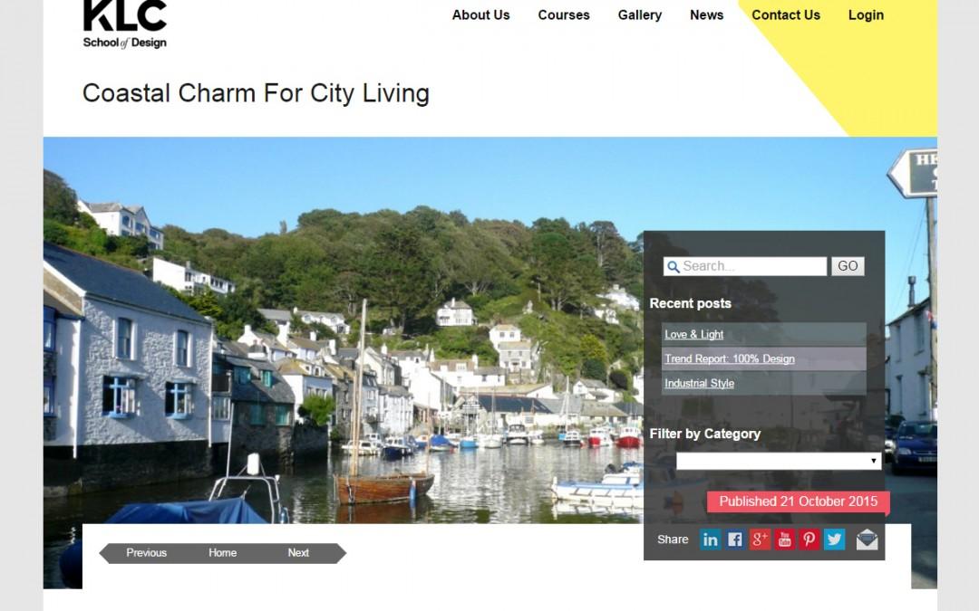 KLC blog Coastal Charm | October 2015