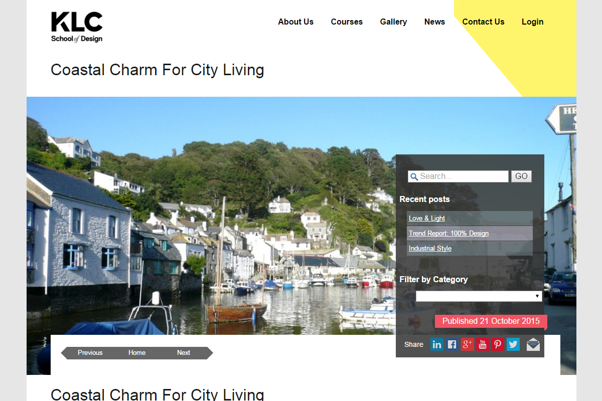 KLC - Coastal Charm